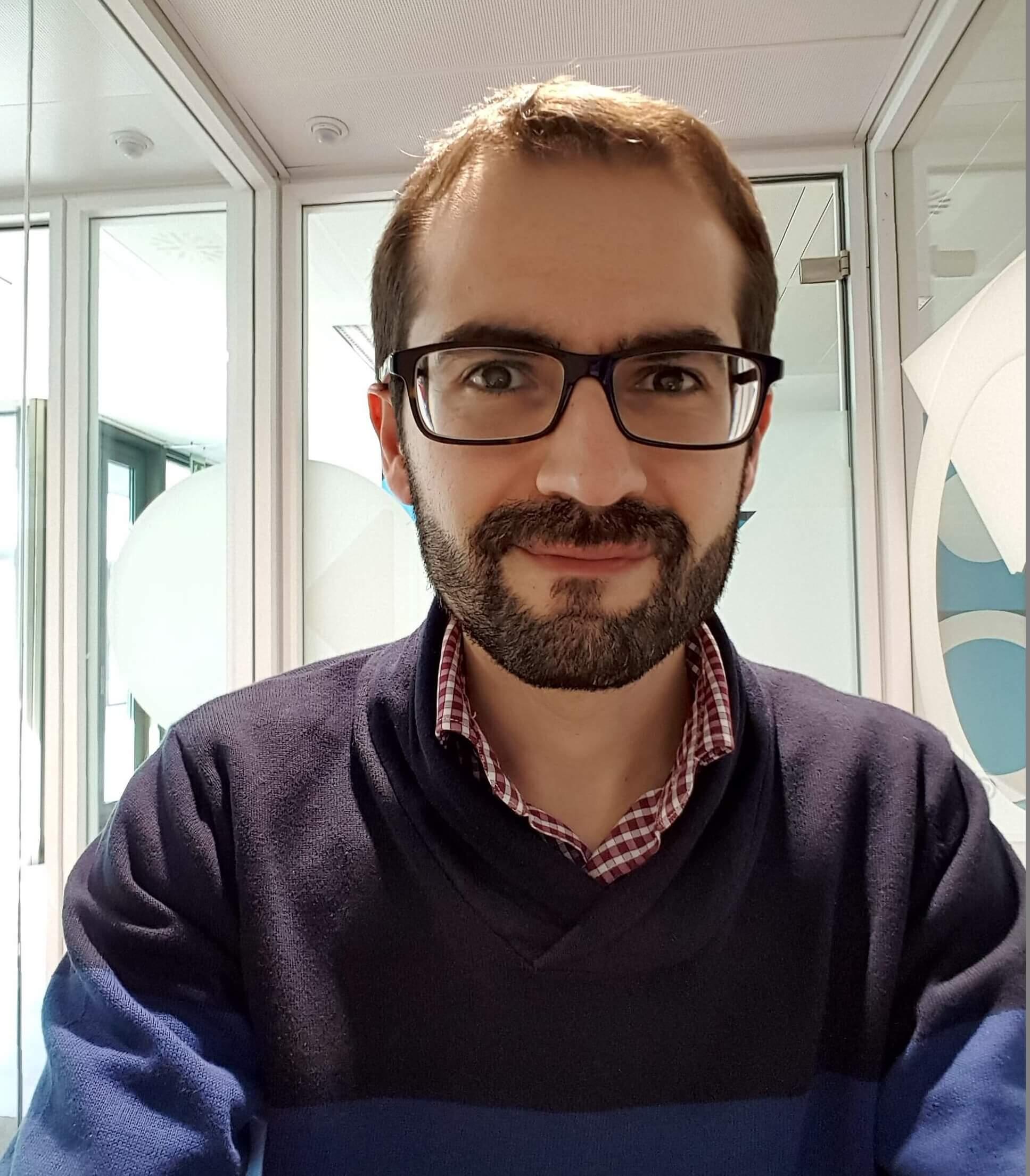 perfil Roberto Crespo 2017